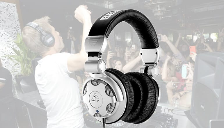 Top 10 Best Budget DJ Style Headphones Under 100 Reviewed
