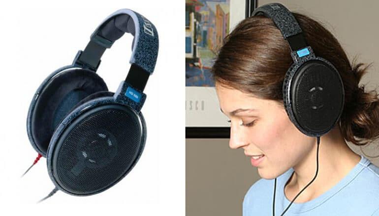 sennheiser hd600 review headphone inbox. Black Bedroom Furniture Sets. Home Design Ideas