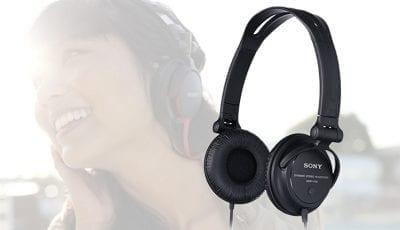 Sony MDR V150 review
