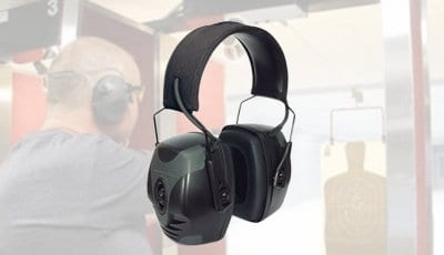 best ear protection for indoor shooting range