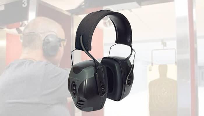 best ear protection for indoor shooting range