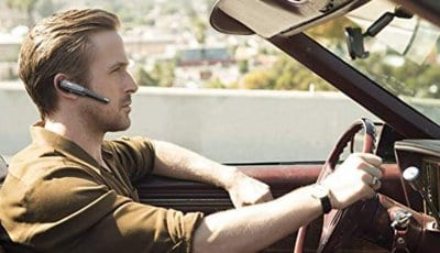 best bluetooth headset for convertible car